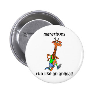 Cute and funny marathon pins