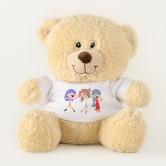 Cute and Funny Teddy Bear for Girls