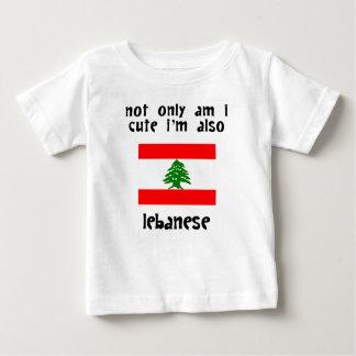 Cute And Lebanese Baby T-Shirt
