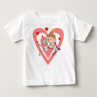 Cute and Loving Cupid Angel Baby T-Shirt