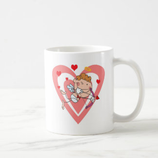 Cute and Loving Cupid Angel Coffee Mug