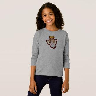 Cute and Simple Christmas Angel   Shirt