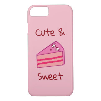 Cute and Sweet Cake iPhone 8/7 Case
