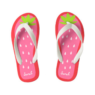 Cute and Sweet Pink Strawberry for Girl Thongs