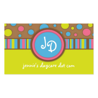 Cute and Whimsical Business Card