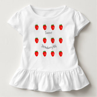 Cute and Yummy 'Sweet Strawberry Kid' Top / Shirt