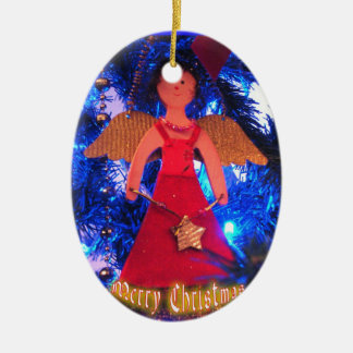 Cute Angel Christmas ornament