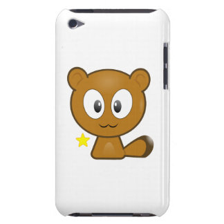Cute animal cartoon iPod touch case