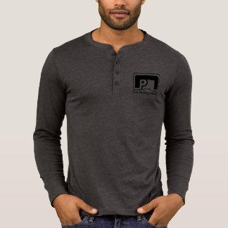 Cute animal Men's Long Sleeve Shirt HQH