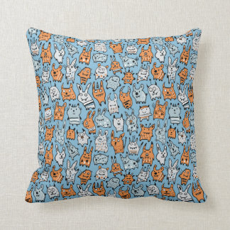 Monsters For Kids Cushions - Monsters For Kids Scatter Cushions Zazzle