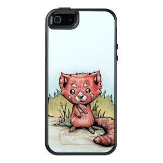 Cute Animal:  Red Panda OtterBox iPhone 5/5s/SE Case