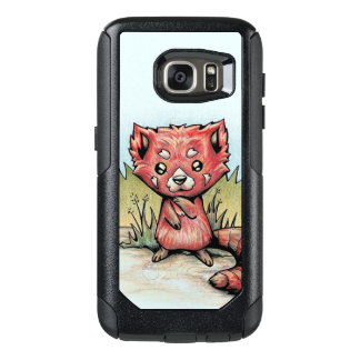 Cute Animal:  Red Panda OtterBox Samsung Galaxy S7 Case