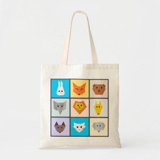 Cute Animal Shopping Bag