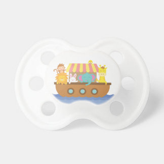 Cute Animals, Noah's Ark, for babies Dummy