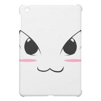 Cute Anime Face #1 iPad Mini Covers
