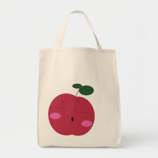 🍎Cute Apple ~ かわいいりんご. Tote Bag