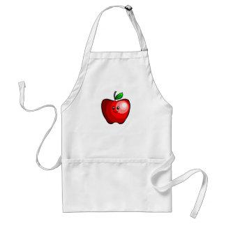 Cute Apple Adult Apron