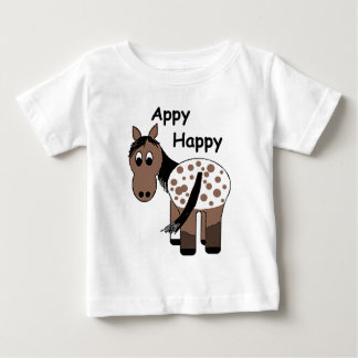 Cute Appy Happy Blanket Appaloosa T-Shirt