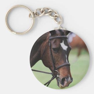Cute Arabian Horse Keychain