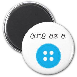 Cute as a Button - Boy Magnet