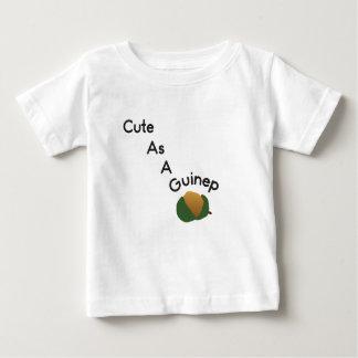"""Cute as a Guinep"" Baby Tee"