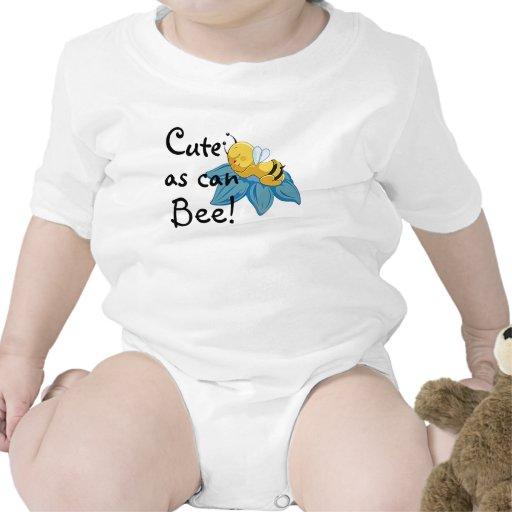 Cute as can Bee! Tshirt