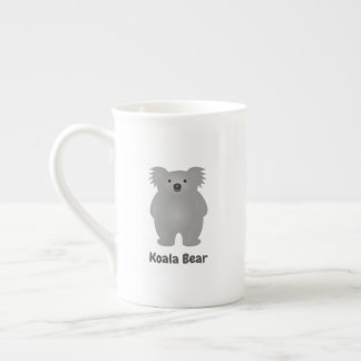Cute Australia Baby Koala Bear Add Your Name Tea Cup