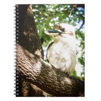 Cute Australia Kookaburra Notebook