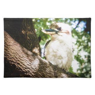 Cute Australia Kookaburra Placemat