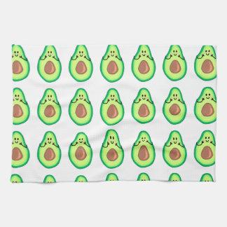 Cute Avocado Tea Towel