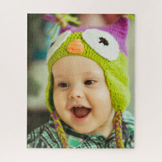 Cute Baby 16 x 20 Puzzle with Gift Box