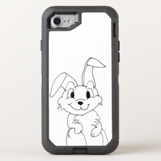 cute baby animal fun joy happy beautiful OtterBox defender iPhone 8/7 case