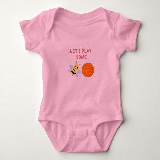 Cute baby bodysuit jersey