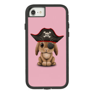 Cute Baby Bunny Pirate Case-Mate Tough Extreme iPhone 8/7 Case