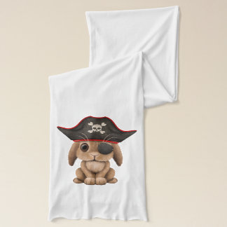 Cute Baby Bunny Pirate Scarf