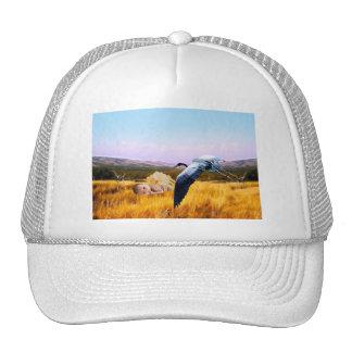 Cute baby trucker hat