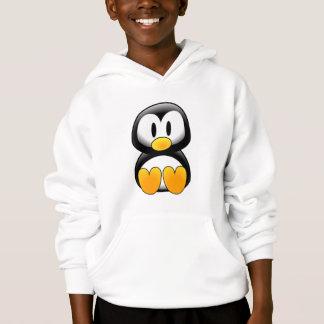 Cute Baby Cartoon Penguin