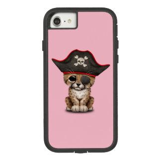 Cute Baby Cheetah Cub Pirate Case-Mate Tough Extreme iPhone 8/7 Case