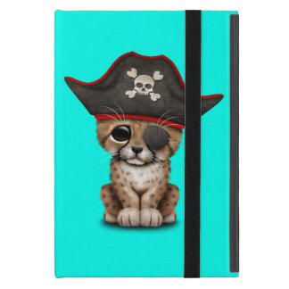 Cute Baby Cheetah Cub Pirate iPad Mini Cover