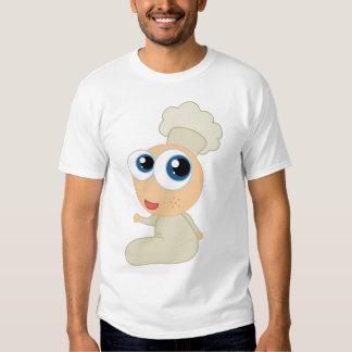 Cute Baby Chef T-shirt