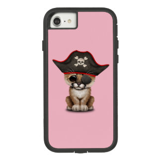 Cute Baby Cougar Cub Pirate Case-Mate Tough Extreme iPhone 8/7 Case