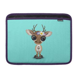 Cute Baby Deer Hippie MacBook Sleeve