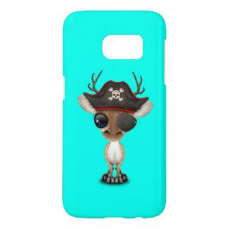 Cute Baby Deer Pirate