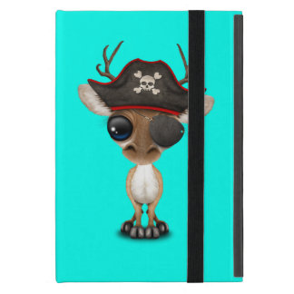 Cute Baby Deer Pirate iPad Mini Case