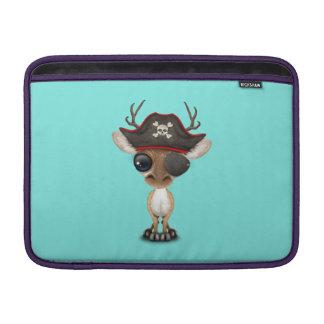 Cute Baby Deer Pirate Sleeve For MacBook Air