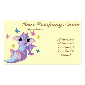 Cute Baby Dragon Business Card