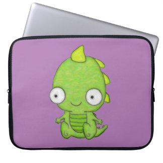 Cute Baby Dragon Laptop Sleeve