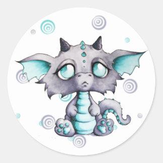 Cute Baby Dragon Sticker