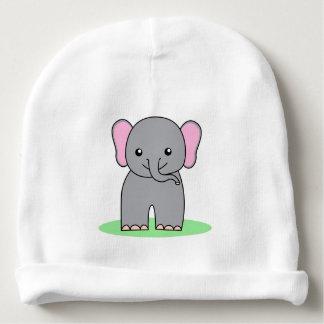 Cute baby elephant baby beanie