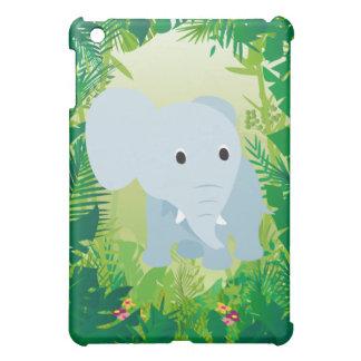 Cute Baby Elephant iPad Mini Cover